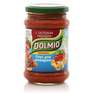 Соус томатный для макарон с острым перцем ТМ Dolmio (Долмио)