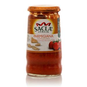 Соус с цельными томатами чери и сыром пармезан ТМ Sacla Italia (Сакла Италия)