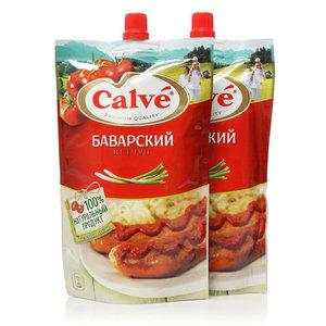 Кетчуп баварский ТМ Calve (Кальве), 2*350г