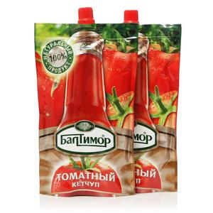 Кетчуп томатный ТМ Балтимор, 2*260гр