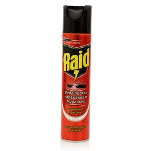 Средство инсектицидное против тараканов и муравьев ТМ Raid (Рэйд)