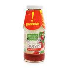 Йогурт Земляника ТМ Полезные продукты