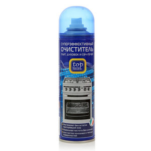 Очиститель плит, духовок и свч-печей суперэффективный ТМ Top house (Топ хаус)