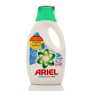 Жидкий порошок Touch of Lenor fresh для белого и цветного TM Ariel ( Ариэль)