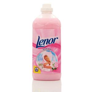 Кондиционер концентрированный для одежды Белая роза TM Lenor (Ленор)