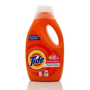 Жидкий порошок Весенние цветы для белого и цветного TM Tide (ТМ Тайд)