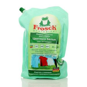 Жидкое средство для стирки Цветного бельяТМ Frosch (Фроч)