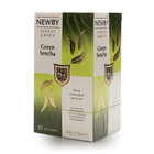 Чай зеленый Green Sencha 25*2 г ТМ Newby (Ньюби)