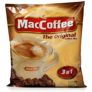 Напиток кофейный растворимый (3 в 1) The Original 25 пакетиков ТМ MacCoffee (МакКофе)