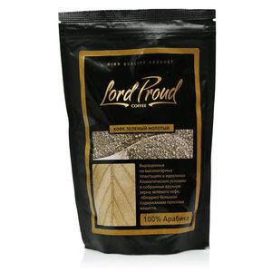Кофе зеленый молотый ТМ Lord Proud (Лорд Прауд)
