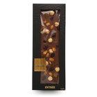 Шоколад молочный ручной работы с топпингами: пьемонтский орех, обжаренный арахис с медом, брусника, золотой изюм ТМ ChocoMe (ЧокоМи)