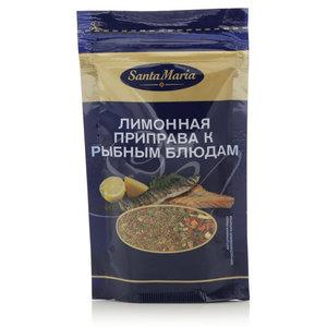 Приправа лимонная к рыбным блюдам ТМ Santa Maria (Санта Мария)