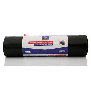 Мешки высокопрочные для строительного мусора, 20*120л, ТМ Horeca Select (Хорека Селект)