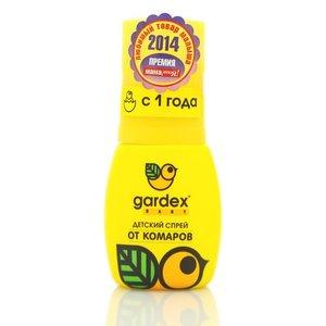Детский спрей от комаров Gardex Baby (Гардекс бэйби) ТМ Gardex (Гардекс)