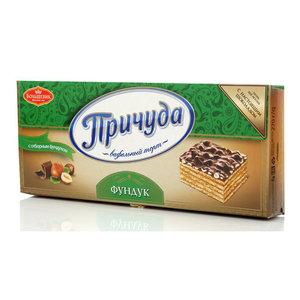 Торт вафельный Фундук ТМ Причуда