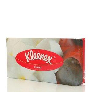 Салфетки универсальные  Kleenex Desing (Клинекс дизайн) ТМ Kleenex (клинекс), 70 шт.