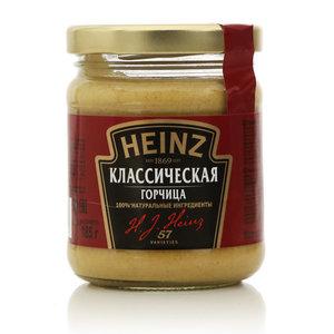 Горчица классическая ТМ Heinz (Хайнц)