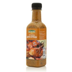 Соус-маринад для курицы 15% ТМ Maitrefoods (Мэтрефудс)