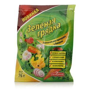 Зеленая грядка - универсальная приправа к блюдам ТМ Podravka (Подравка)