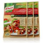 Сухая смесь для шаурмы по-домашнему с нежным чесночным соусом, 3*32г ТМ Knorr (Кнорр) На Второе