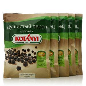 Душистый перец горошек ТМ Kotanyi (Котани), 5*15г