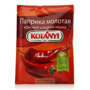 Паприка молотая красный сладкий перец ТМ Kotanyi (Котани)