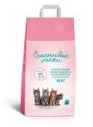 Наполнитель для кошачьего туалета комкующийся ТМ Счастливые Лапки