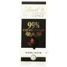 Шоколад горький 99% какао TM Lindt (Линдт)