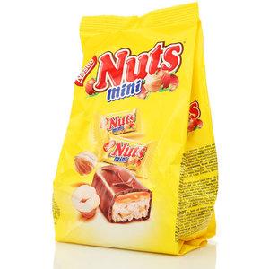 Конфеты Nuts Mini ТМ Nestle (Нестле)