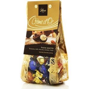 Шоколадные конфеты ассорти с ореховой и кремовой начинкой crème d'or (креме д'ор) ТМ Oliva (Олива