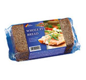 Хлеб цельнозернистый ТМ Quickbury (Квикбури)