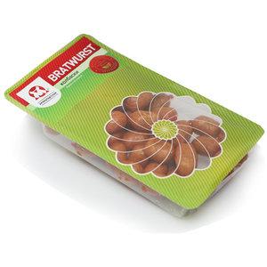 Колбаски Bratwurst варено-копченые ТМ Кронштадский
