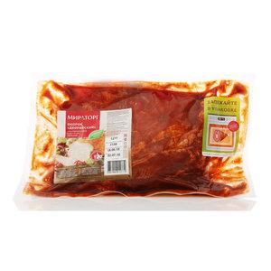 Окорок свиной в брусничном соусе в пакете для запекания Дворянский охлажденный ТМ Мираторг
