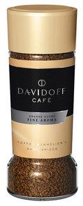 Кофе растворимый Fine Aroma ТМ Davidov (Давидов) сублимированный