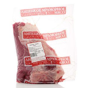 Оковалок говядины охлажденный ТМ Липецкое мраморное мясо