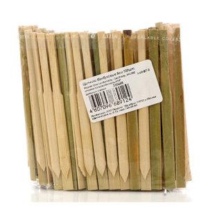 Щипчики бамбуковые для морепродуктов 100 шт ТМ H-Line (Аш-лайн)