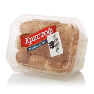 Пирожное тирамису ТМ Кристоф фабрика десертов