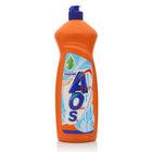 Средство для мытья посуды ТМ AOS (АОС) Глицерин