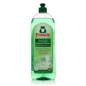 Средство для мытья посуды Зеленый Лимон ТМ Frosch (Фроч)