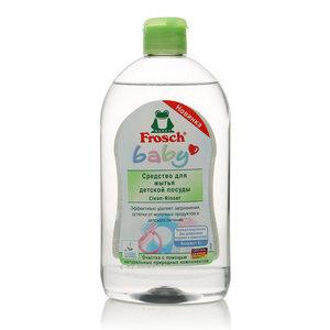 Средство для мытья детской посуды ТМ Frosch (Фроч)