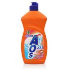 Бальзам для мытья посуды ТМ AOS (АОС) для посуды и рук