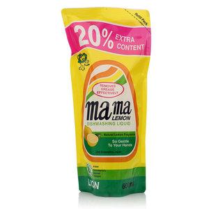 Концентрированный гель для мытья посуды и детских принадлежностей с ароматом лимона ТМ Mama lemon (Мама лемон)