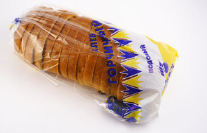 Хлеб горчичный подовый в нарезке