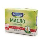 Масло сливочное безлактозное 82,5% ТМ Latter (Латтер)