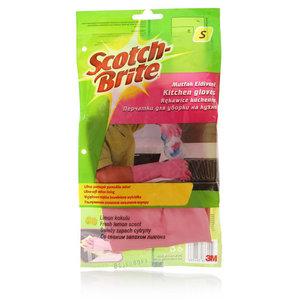 Перчатки для уборки на кухне ТМ Scotch Brite (Скотч Брайт)