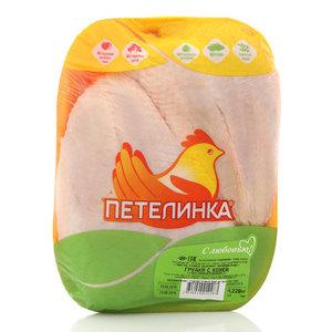 Грудка цыпленка-бройлера охлажденная ТМ Петелинка