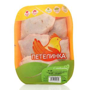 Бедро цыпленка-бройлера охлжденное ТМ Петелинка