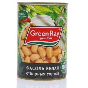 Фасоль белая отборных сортов ТМ Green Ray (Грин Рэй)