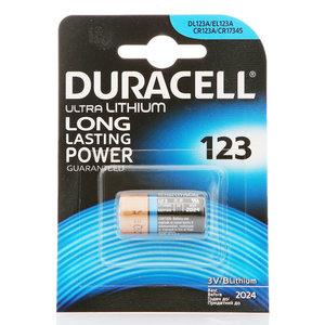 Батарейка Ultra Lihium 3V ТМ Duracell (Дюрасел)