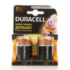 Батарейки D2 ТМ Duracell (Дюрасел), 2 шт